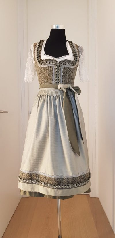 Dirndl , grün, Kruger Collection