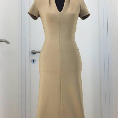 Kleid, braun, Plein Sud