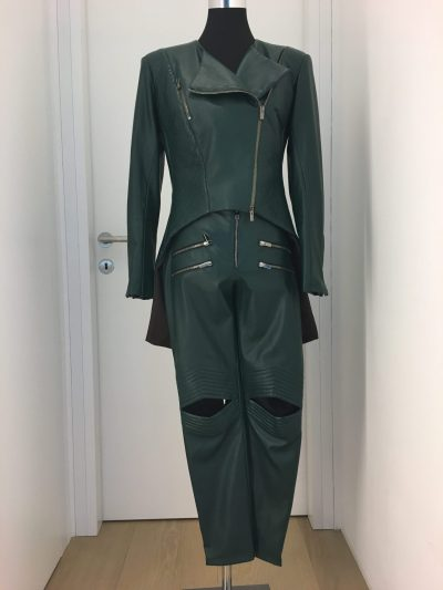 Anzug, Callisti Fashion, grün