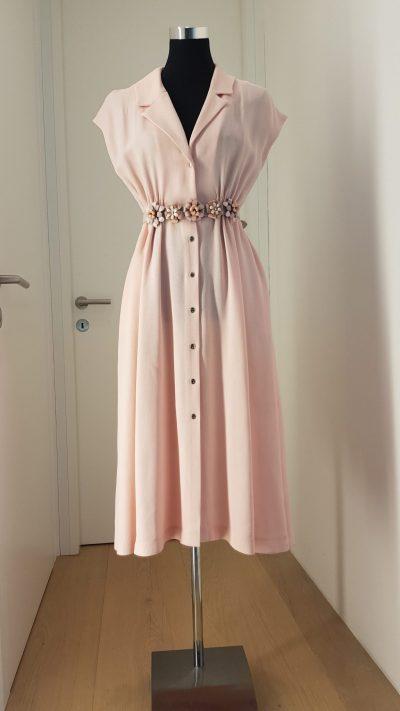 Kleid, Marina Hoermannseder, rosa