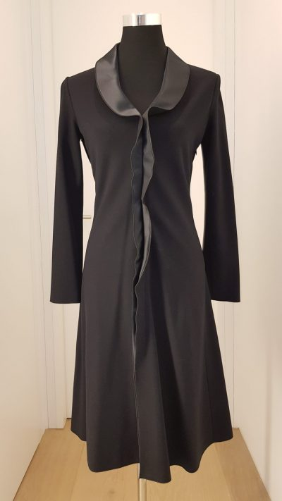 Kleid, Armani, schwarz