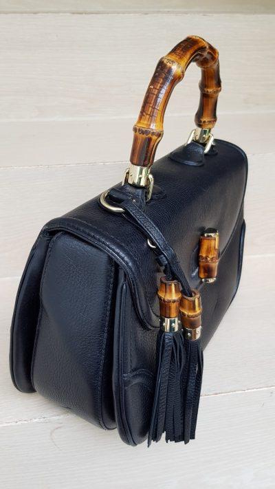 Handtasche,  schwarz,  Gucci