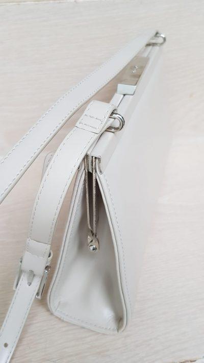 Handtasche, weiß