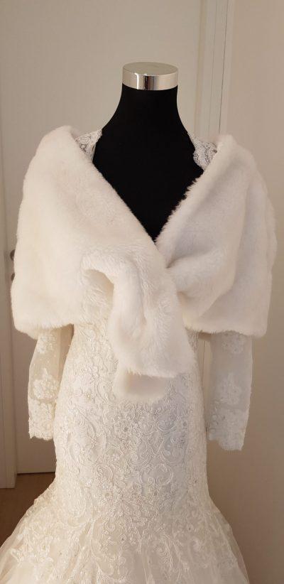 Brautkleid, weiß