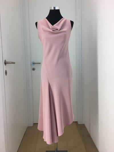 Kleid, rosa, Maurizio Giambra