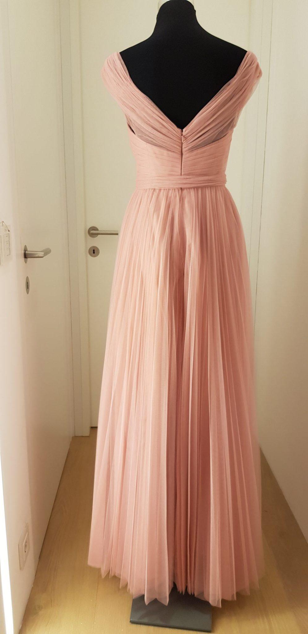 Ballkleid, rosa, Fine Dress - Luxuspuppe-Luxusmode aus zweiter Hand