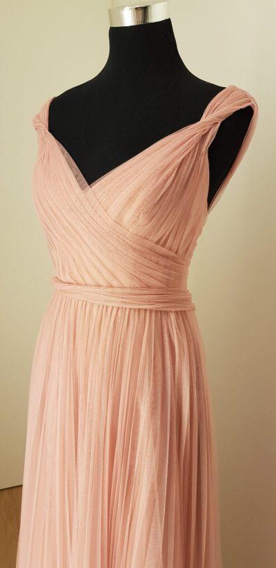 Ballkleid, rosa, Fine Dress