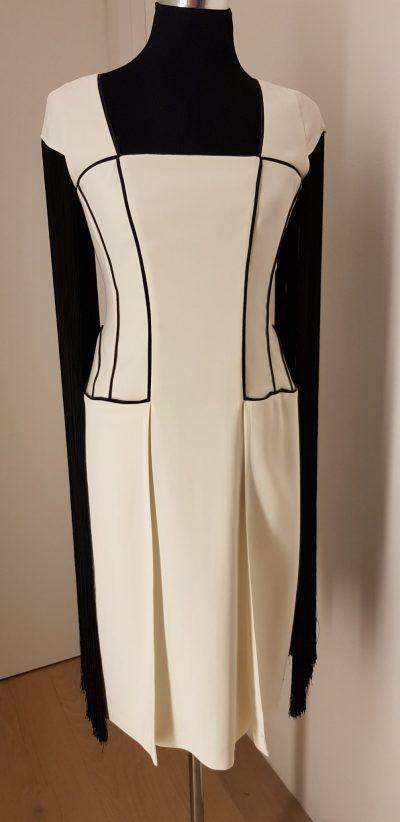 Cocktailkleid, Aniko Smart Couture, weiß, sale only