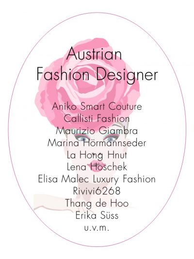 Austrian Fashion Designer