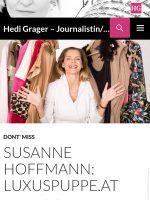 Interview mit Hedi Grager – Journalistin/Bloggerin